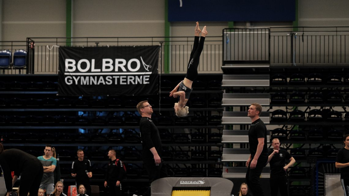 A & B puljer ved SpringCup 2018